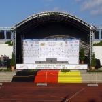 Rundbogenbühne 8x6m